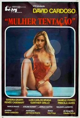 Mulher Tentação (Ody Fraga 1982) - Drama Erótico