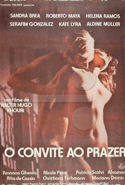 O Convite ao Prazer (Walter Hugo Khouri 1980) - Drama