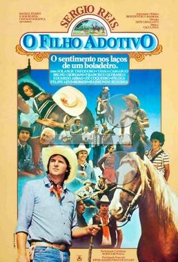 O Filho Adotivo (Deni Cavalcanti 1984) - Drama Rural