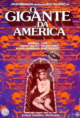 O Gigante da América (Júlio Bressane 1978) - Ficção