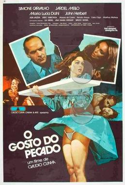 O Gosto do Pecado (Cláudio Cunha 1980) - Drama