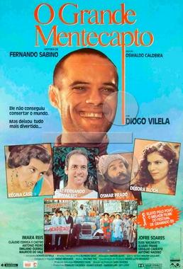 O Grande Mentecapto (Oswaldo Caldeira 1989) - Comédia
