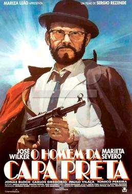 O Homem da Capa Preta (Sérgio Rezende 1986) - Policial