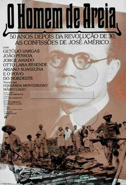 O Homem de Areia (Vladimir Carvalho 1981) - Documentário