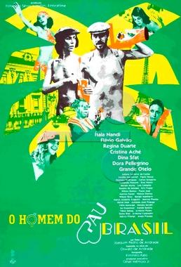 O Homem do Pau-Brasil (Joaquim Pedro de Andrade 1981) - Drama