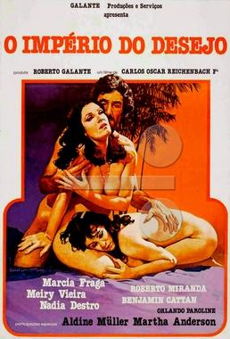 O Império do Desejo (Carlos Reichenbach 1980) - Drama