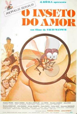O Inseto do Amor (Fauzi Mansur 1980) - Comédia