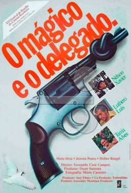 O Mágico e o Delegado (Fernando Coni Campos 1983) - Comédia