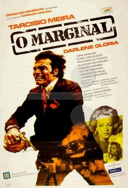 O Marginal (Carlos Manga 1974) - Policial