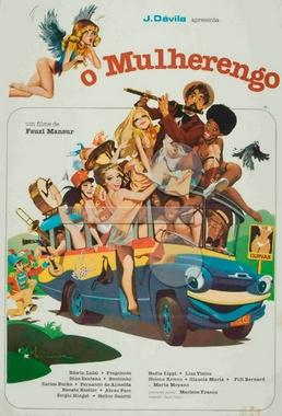 O Mulherengo (Fauzi Mansur 1976) - Comédia