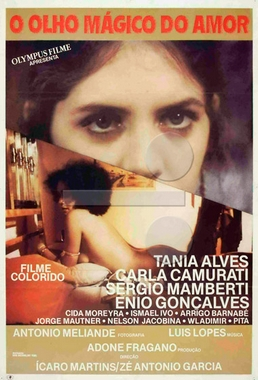 O Olho Mágico do Amor (José Antônio Garcia e Ícaro Martins 1981) - Drama