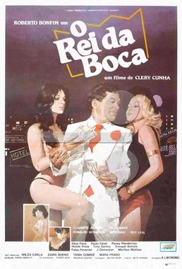 O Rei da Boca (Clery Cunha 1982) - Policial