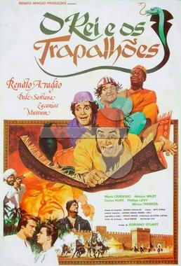 O Rei e os Trapalhões (Adriano Stuart 1980) - Infantil
