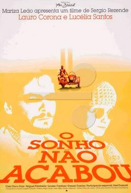 O Sonho Não Acabou (Sérgio Resende 1982) - Drama