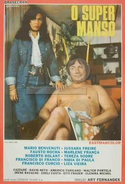 O Supermanso (Ary Fernandes 1974) - Comédia