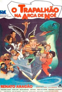 O Trapalhão na Arca de Noé (Antônio Rangel 1983) - Infantil