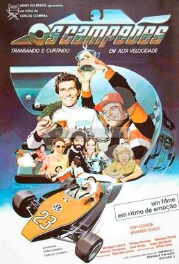Os Campeões (Carlos Coimbra 1982) - Aventura