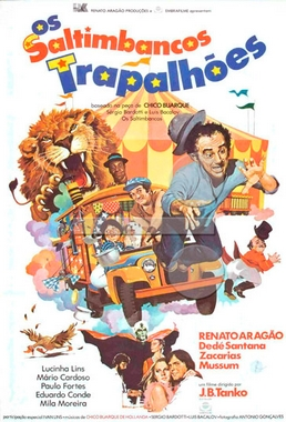 Os Saltimbancos Trapalhoes (J.B.Tanko 1981) - Infantil