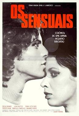 Os Sensuais (Gilvan Pereira 1977) - Drama