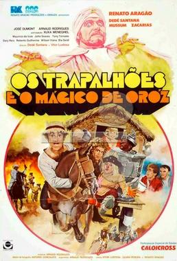 Os Trapalhões e o Mágico de Oróz (Dedé Santana e Victor Lustosa 1984) - Infantil