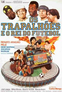 Os Trapalhões e o Rei do Futebol (Carlos Manga 1986) - Infantil