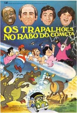 Os Trapalhões no Rabo do Cometa (Dedé Santana 1986) - Infantil