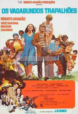 Os Vagabundos Trapalhões (J.B.Tanko 1982) - Infantil