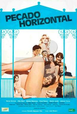Pecado Horizontal (José Miziara 1982) - Drama Erótico