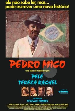 Pedro Mico (Ipojuca Pontes 1985) - Drama Policial