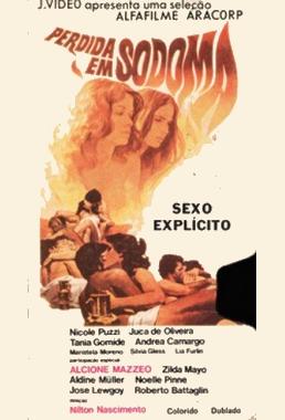 Perdida em Sodoma (Nilton Nascimento 1982) - Drama Erótico