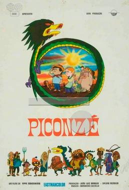 Piconzé (Yppe Nakashima 1984) - Desenho Animado