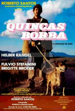 Quincas Borba (Roberto Santos 1987) - Drama
