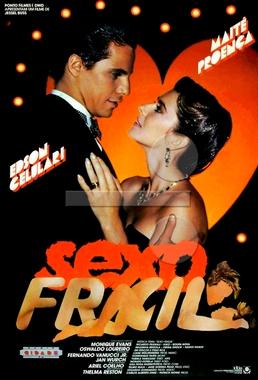 Sexo Frágil (Jessel Buss 1987) - Comédia