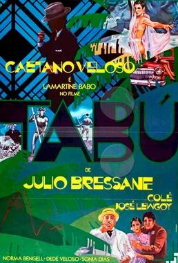 Tabu (Júlio Bressane 1982) - Drama