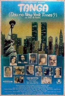 Tanga, Deu No New York Times (Henfil 1987) - Comédia