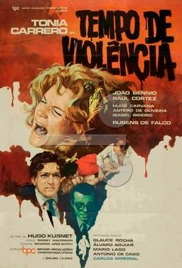 Tempo de Violência (Hugo Kusnet 1969) - Policial