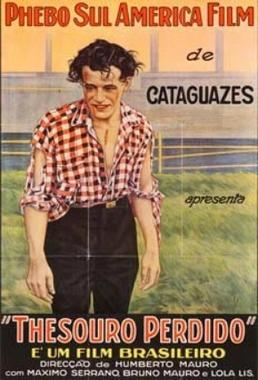 Tesouro Perdido (Humberto Mauro 1927) - Aventura