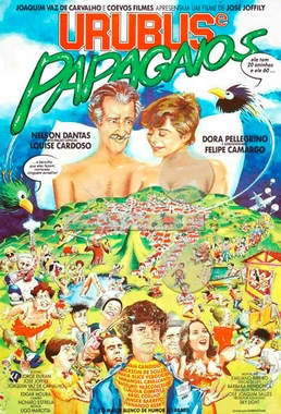 Urubus e Papagaios (José Joffily 1987) - Comédia