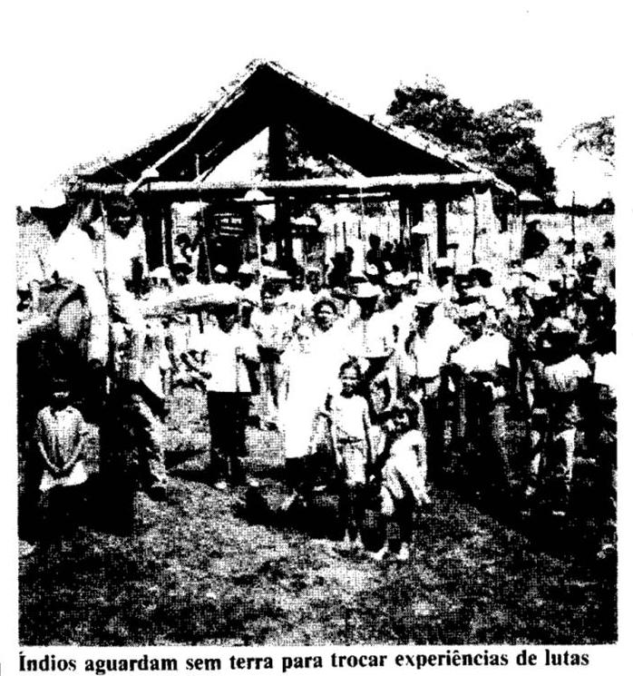 Encontro de Caarapó 1985