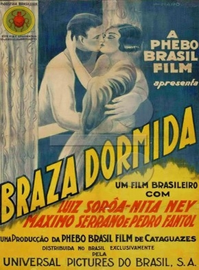 Brasa Dormida (Humberto Mauro 1928) – Drama